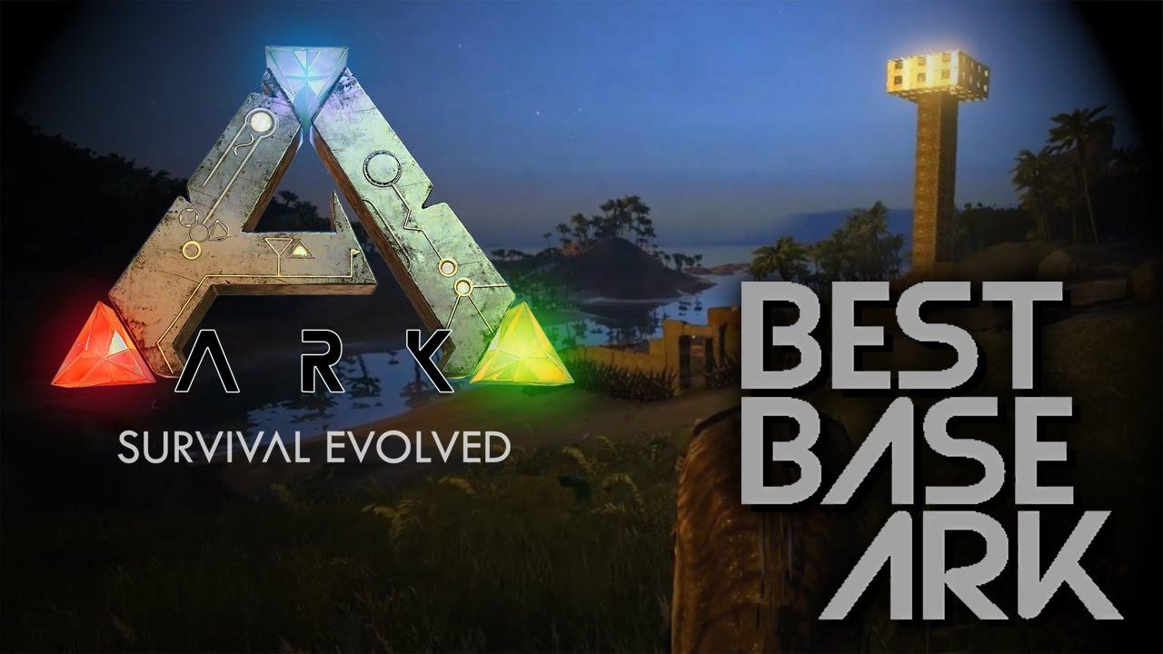 Ark survival evolved best base designs ep1 youtube malvernweather Choice Image