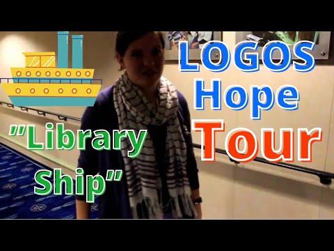 Jobs Aboard LOGOS HOPE: A Quick Tour