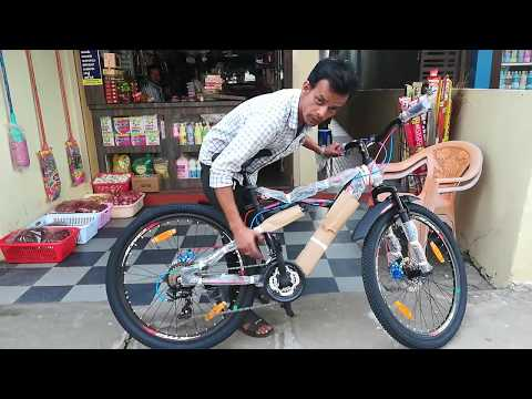Roadeo hannibal.57cycle video 21 speed gear cycle.MTB like share.Rs.13000.👍👍🚵🚵👍