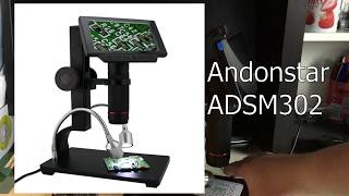 Trying out the Andonstar ADSM3…