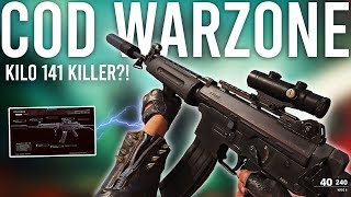 Call of Duty Warzone - The KILO 141 KILLER !?
