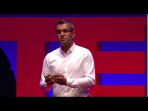 Why the future of humanitarian aid is putting our trust in refugees | Ravi Gurumurthy | TEDxLondon