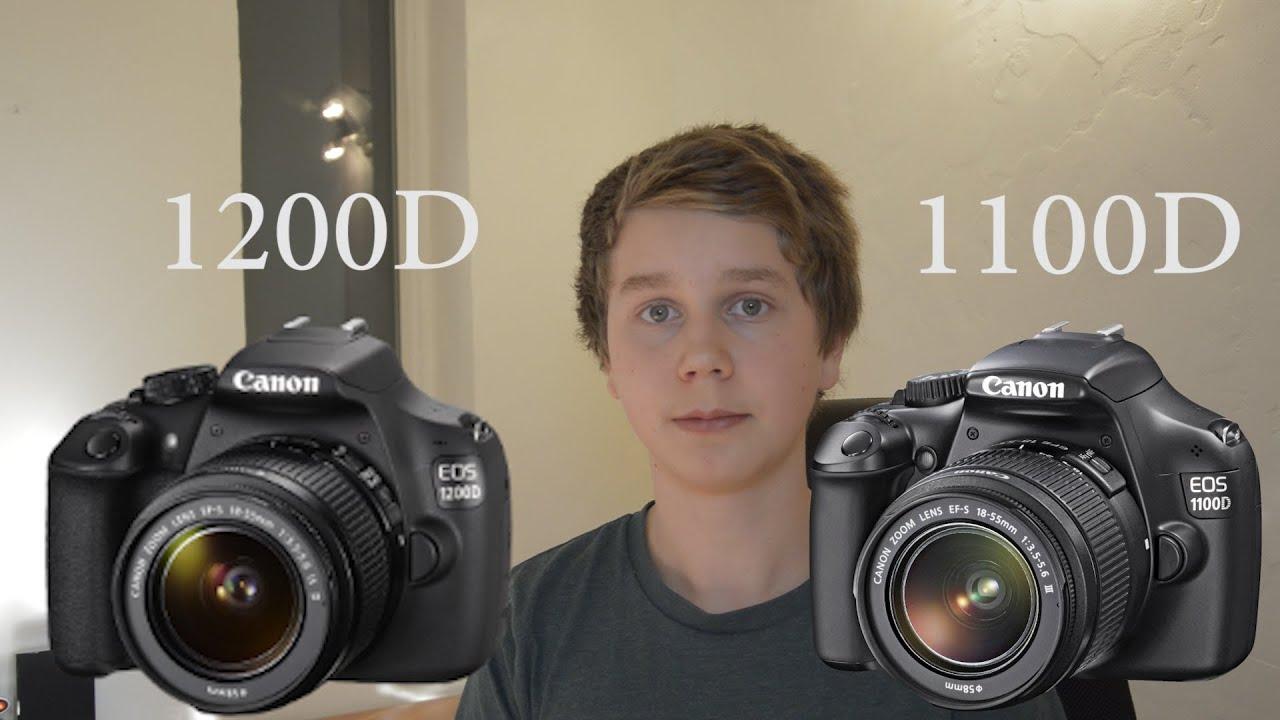 Видеосъемка на зеркалку Canon EOS 1100D. Плюсы и минусы - YouTube