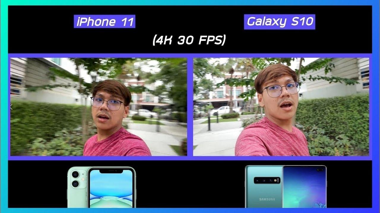 รีวิว iPhone 11 vs Galaxy S10 ราคาเท่ากัน เลือกรุ่นไหนดี ?