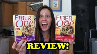 NEW FIBER ONE COOKIES REVIEW