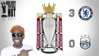 Chelsea 3-0 Huddersfield Post Match Analysis | Premier League Reaction