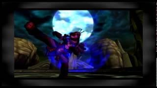 Время героев  самые красивые дамочки Орды World of Warcraft  Warlords of Draenor