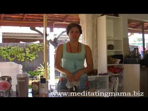 How to make healthy fermented drinks -  Kefir First Fermentation
