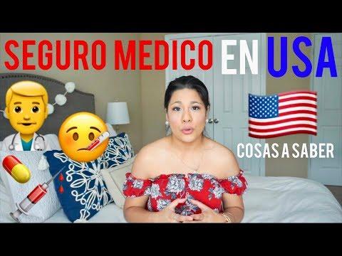 COMO FUNCIONA EL SEGURO MEDICO EN ESTADOS UNIDOS | COSAS QUE DEBES SABER ! AL DETALLE EXPLICADO