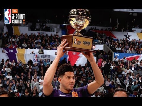 Three-Point Contest - Championship Round - Full Highlights | 2018 NBA All-Star Saturday Night