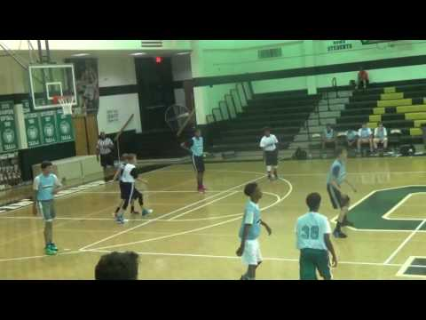 Middle School & High School Boys Chattanooga D-League Game 1 - September 5, 2016