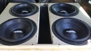 Resilient sounds woofer porn