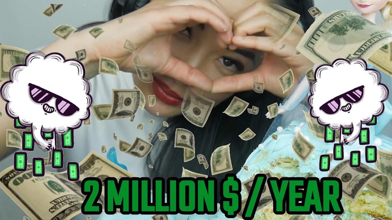 How Much Money Does Sas Asmr Make Youtube Created 4 years ago 8,770,000 2,138,856,114 1,191 canadian. how much money does sas asmr make