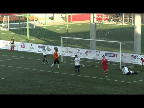"""""""Art-football"""" 08.06.2015. Россия — Словения 2:4   Russia — Slovenia 2:4"""