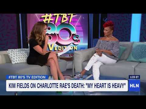 TBT Kim Fields on Charlotte Rae and The Facts of Life