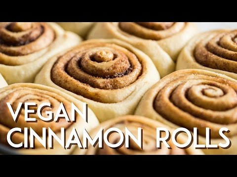 Vegan Cinnamon Rolls | Oh She Glows