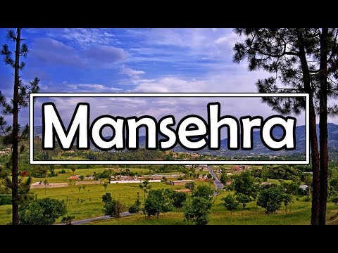 Mansehra City Tour Guide & Travel VLOG