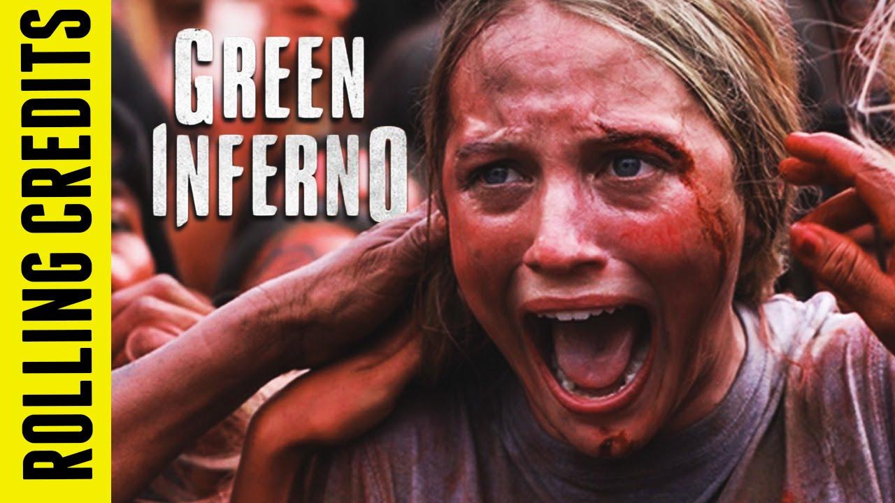 The Green Inferno Kinox
