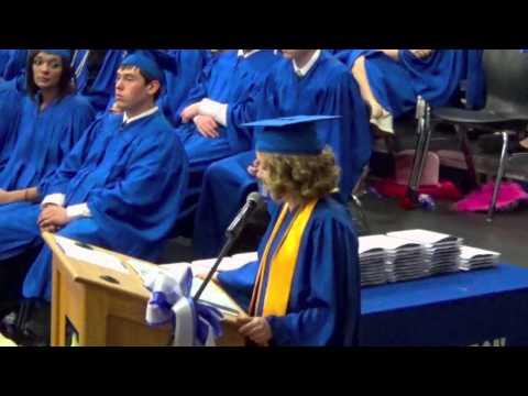 Hoopeston Area High School Valedictorian Speech