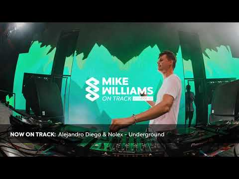 Mike Williams On Track #045