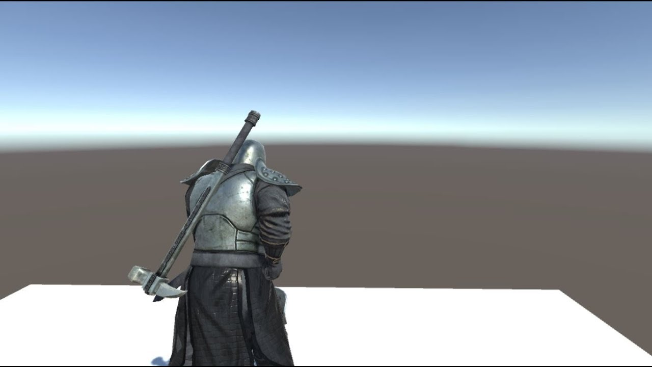 Unity | Easy Setup for a Third Person System