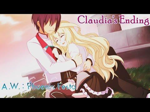Asterisk War: Phoenix Festa - Walkthrough Part 7 | Claudia Route [English, Full 1080p HD]