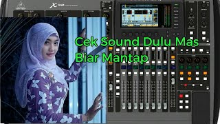 Lagu Cek Sound/Bersih/ Dangdut Kalem Gleerrr Cah
