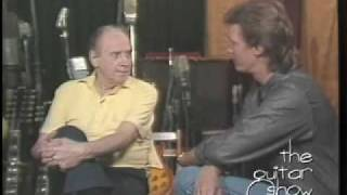 THE GUITAR SHOW with Les Paul & Jimmy Page Part 2