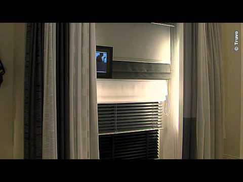 Gordijnen, overgordijnen Brasschaat - Raam in stijl by Klein - YouTube