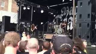 "Inquisition - ""Astral Path to Supreme Majesties"" - Maryland Deathfest 2014"