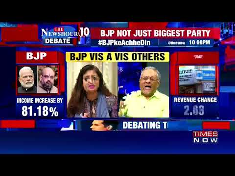 Newshour debate: BJP most bank-able party?