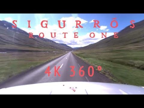 Sigur Rós - Route One [Part 1 - 360°]