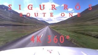 Gambar cover Sigur Rós - Route One [Part 1 - 360°]