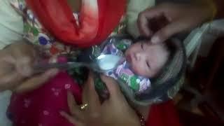 Cute baby girl Stuti khatri