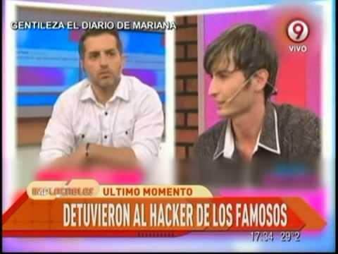 Quién sería el supuesto hacker de los famosos fue detenido