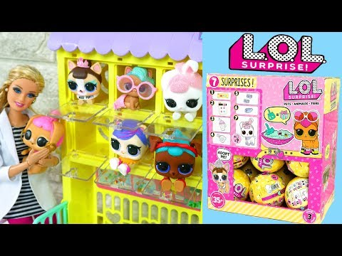 LOL SURPRISE PETS Series 3 Full Box - LOL Surpresa Animais de estimação LOL Überraschung Haustiere