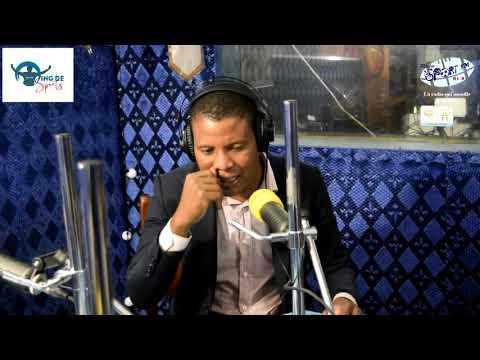 SPORTFM TV - DINGUE DE SPORTS DU 18 SEPTEMBRE 2019 PRESENTE PAR FRANCK NUNYAMA