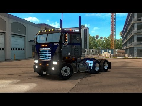 Mod Review: Freightliner FLB Edit by AlexeyP