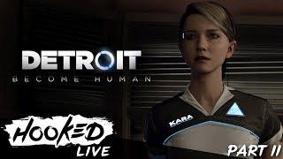 Wir spielen Detroit: Become Human - Teil 2 (Stream vom 31.05.)