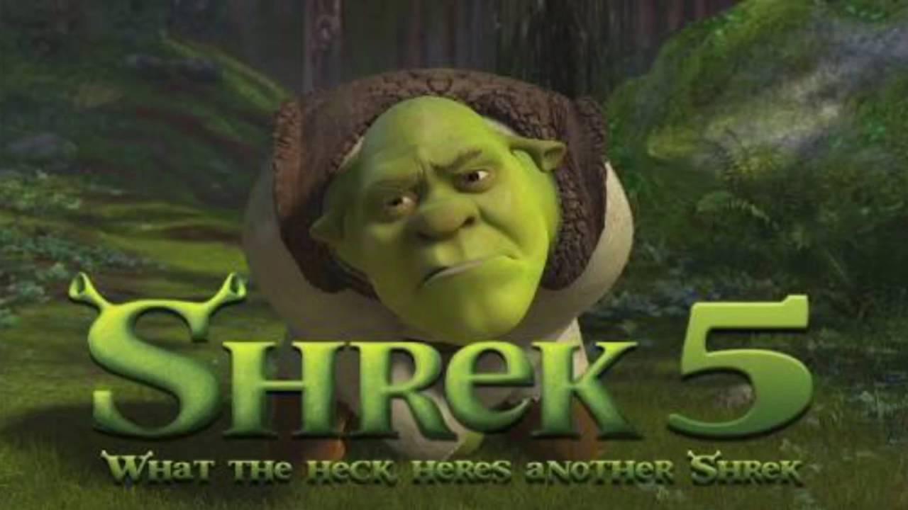 DreamWorks Animation Announces SHREK 5 for 2019!!!!!!!