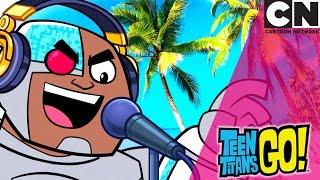 Teen Titans Go! | Straight Outta The Island | Cartoon Network
