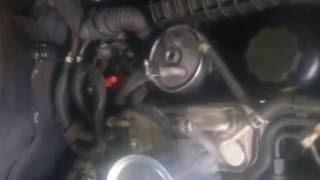 Vidange Mercedes  C200 CDI 2003 et Révision service B