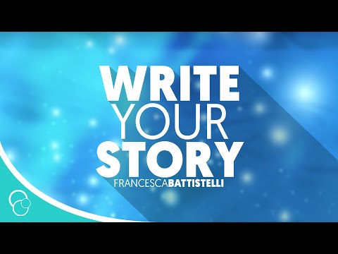 Francesca Battistelli - Write Your Story (Lyric Video)