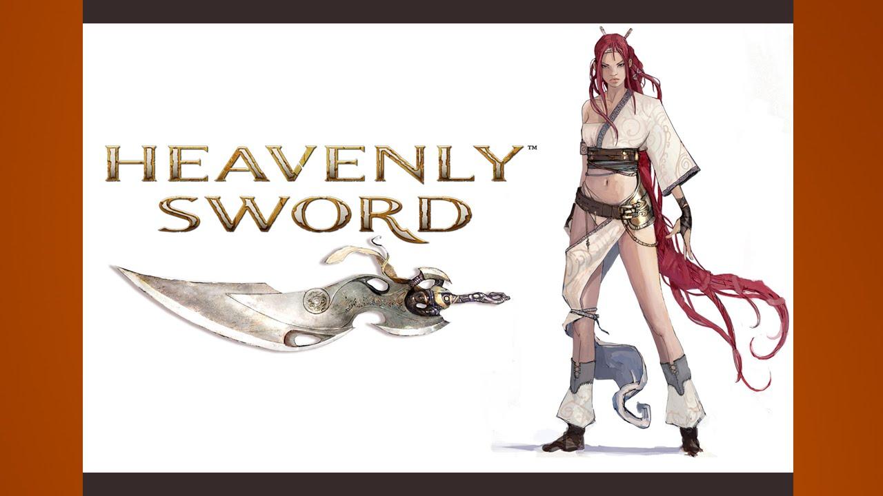 Heavenly Sword Gameplay Ps3 1080p 60fps Youtube