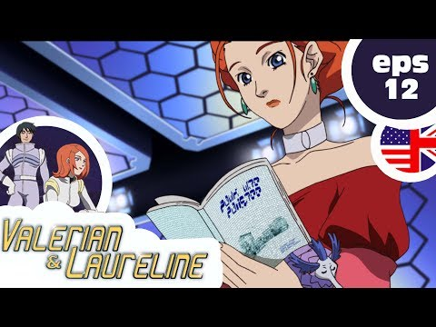 VALERIAN & LAURELINE - EP12 - As time goes by