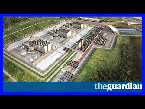 Korean energy firm rescues uk's moorside nuclear power project