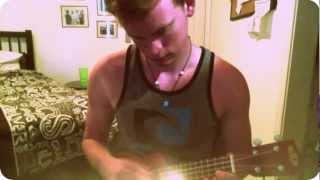 How to play, Bon Iver-Skinny Love, Cover Tutorial On Ukulele