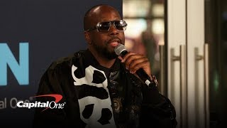 Listen In with Wyclef Jean | Capital One