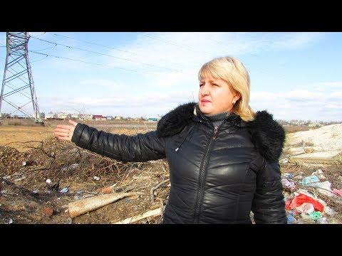 Астрахань: участки на свалке для ветеранов и многодетных