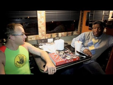 Cote's Cube With Corey Glover From Living Colour - TransWorld SURF
